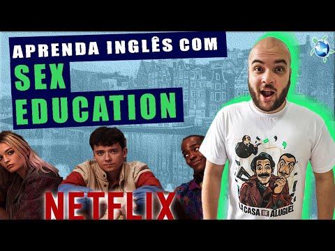 Aprenda inglês com a série SEX EDUCATION (Séries NETFLIX)
