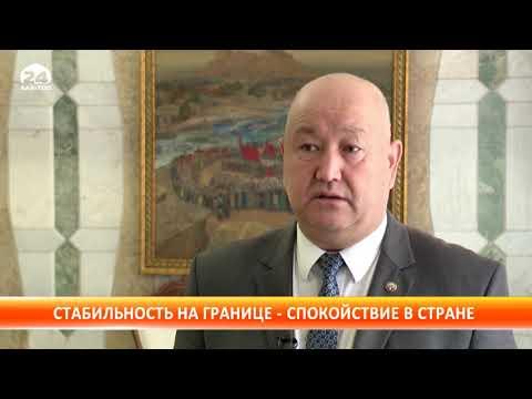 С.Жээнбеков раскритиковал силовиков
