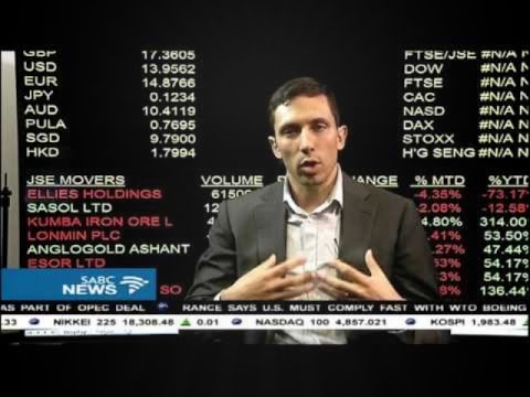 ✰ Michael Treherne On The Latest Market Developments ZA Latest