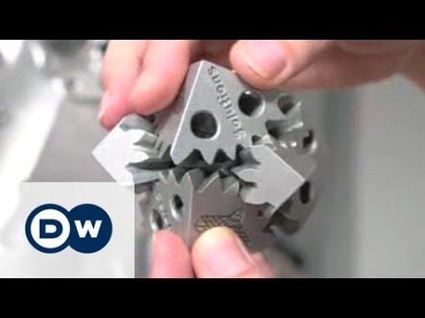 3 D Metalldruck Lockt Investoren Wirtschaft Youtube