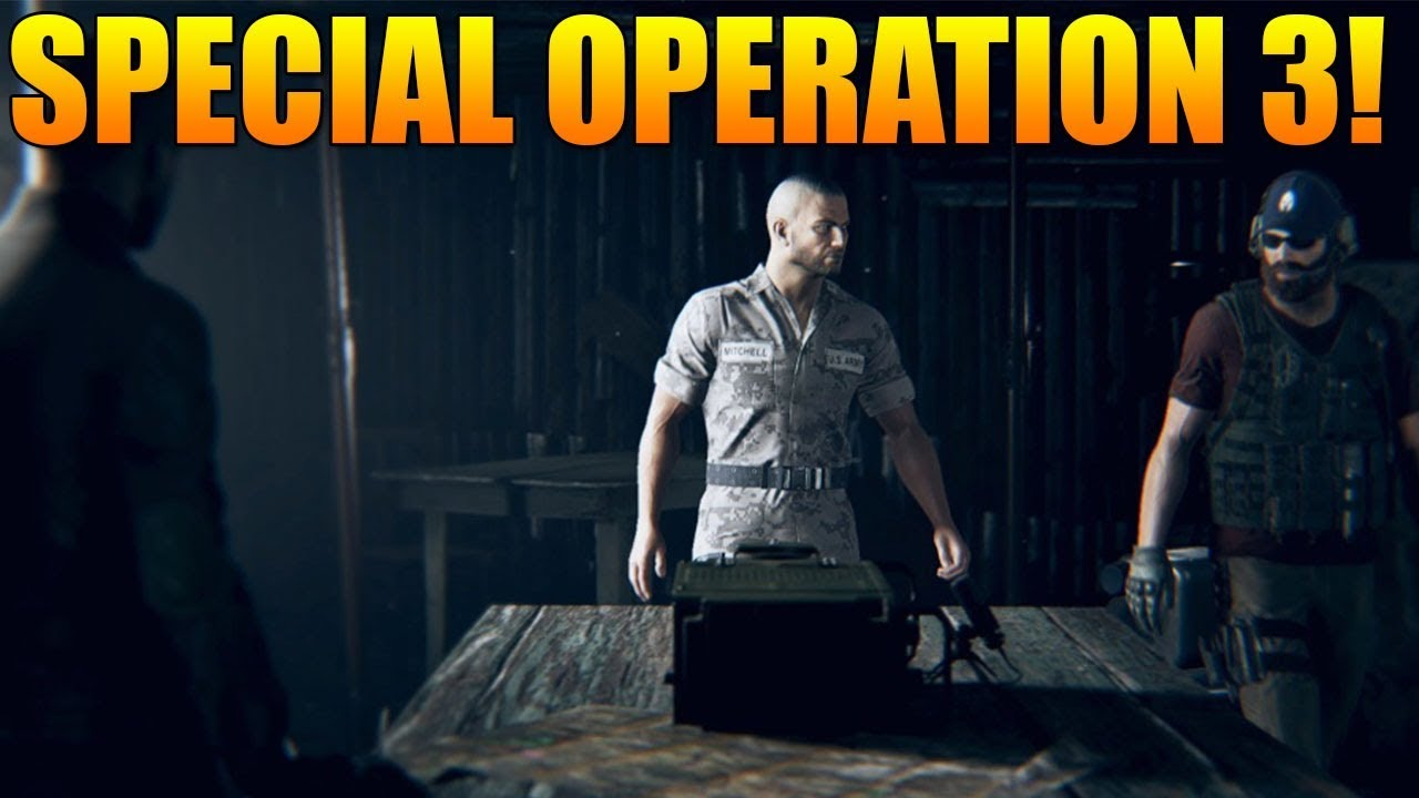 SPECIAL OPERATION 3 REVEAL TRAILER BREAKDOWN! | FUTURE SOLIDER & MORE!| Ghost Recon Wildlands