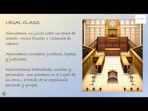 propuesta video de LEGAL CLASS 2