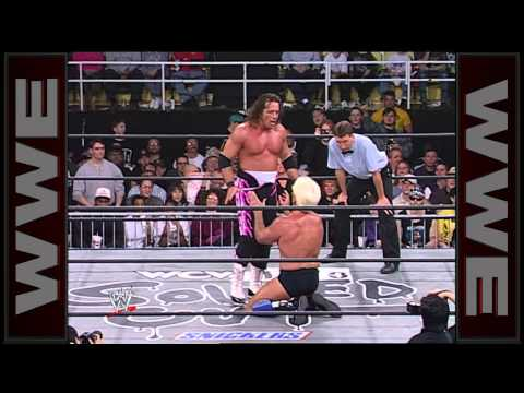 Bret Hart vs. Ric Flair: Souled Out 1998