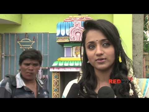 Trisha, Jayam Ravi, Hollywood Actor, Nathan Jones Joins In Boologam - RED PIX