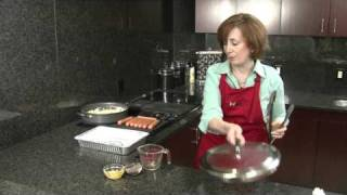 Tailgating Recipes: Grilled Knockwurst And Golden Onions