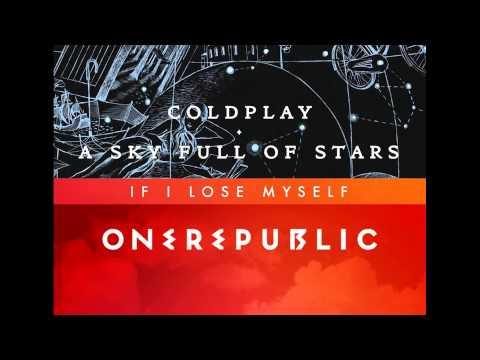 A Sky Full Of Stars - If I Lose Myself (Mashup)