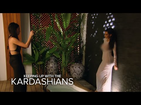 KUWTK | Brody Jenner Walks In on Kim K.'s Sinful Photo Session | E!
