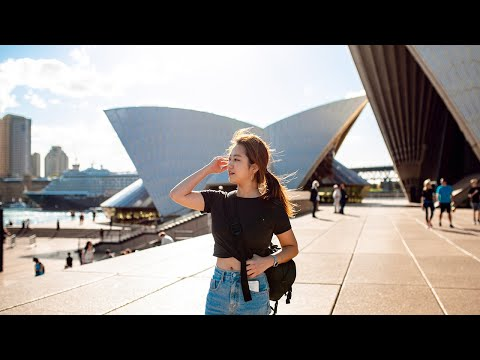 해외 포토그래퍼의 하루 | Korean Photographer In Australia | Sydney, Gold Coast | Working Holiday (Lumix LX10)