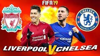 FIFA 19 | ลิเวอร์พูล VS เชลซี | มาลุ้นระทึกกัน..มันส์ก่อนจริง !! 14/4/2019 เวลา 22.30 น.
