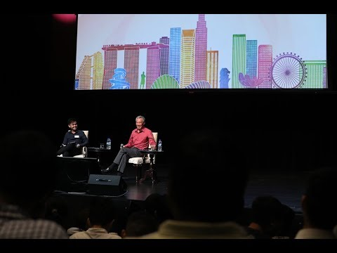 Q7: On the design of Singapore's political system (SUTD Ministerial Forum 2018)