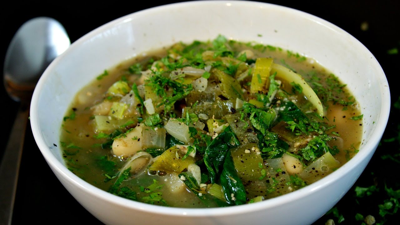 White Bean and Miso Soup Recipe for Under $1.25 Per Serving
