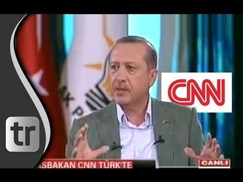 Erdoğan demontiert CNN-Reporter bei Interview auf Live-Sendung! [Deutsch] Rede mit Untertitel