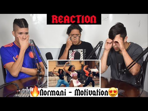 normani---motivation-(official-video)-reaction!!!!!