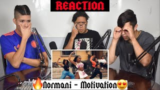 Normani - Motivation (Official Video) REACTION!!!!!