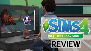 The Sims 4: Kids Room Stuff | Review |