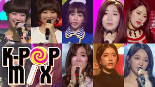 [K-pop Mix A to Z] D : Davichi & Dal Shabet - 다비치 & 달샤벳