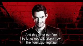 All along the watchtower-Tom Ellis cover.Lyrics