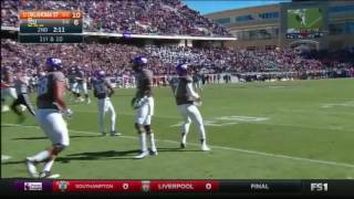 Oklahoma State at TCU  2016 Big 12 Football Highlights