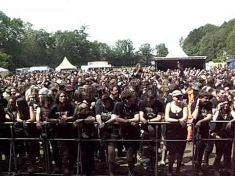 Musikkapelle Mining @ Metalfest Austria 2011