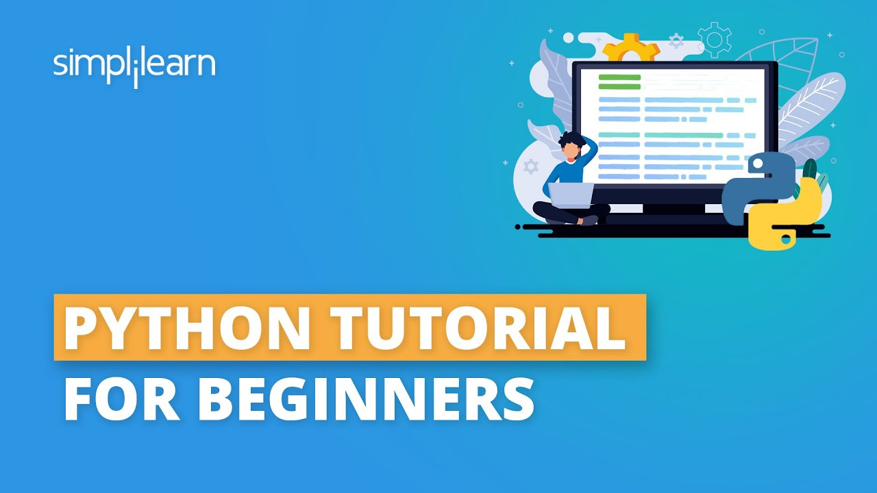 Python Tutorial For Beginners | Python Programming For Beginners