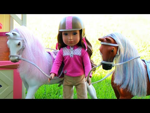Glitter Girls Horse & Stable Playset Review