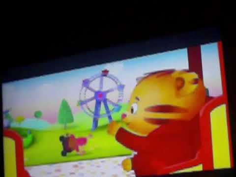 Opening To Caillou: Caillou Helps Out 2015 DVD