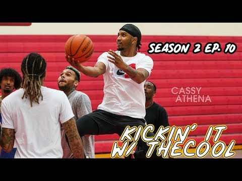 Basketball Game Against Chris Brown & Trey Songz