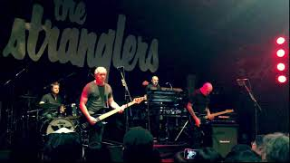 The Stranglers -  New Song (sound check)