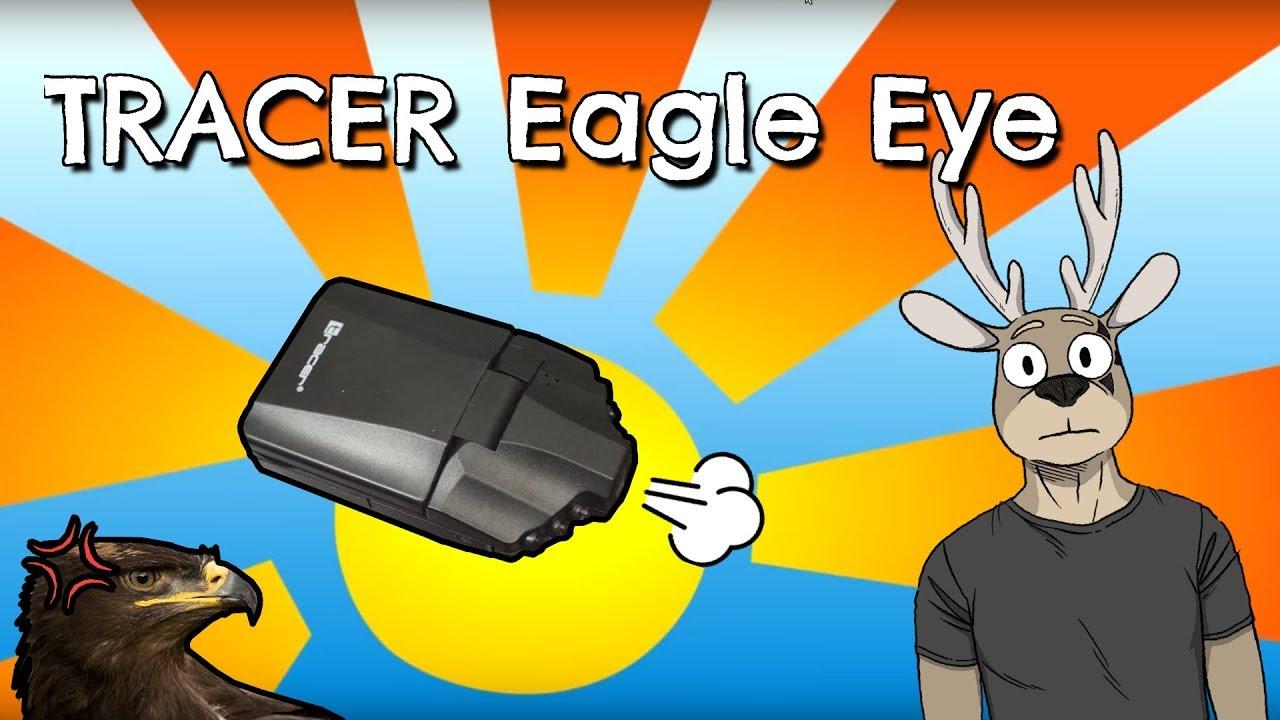 [Szambo Technologiczne] Kamerka samochodowa Tracer Eagle Eye