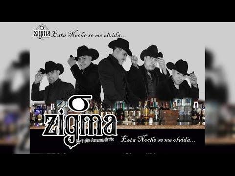 ZIGMA - Ésta Noche Se Me Olvida ♪ 2017
