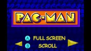 Markiegee50X Plays: Pac-Man Collection (GBA) Playthrough