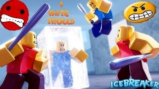 Roblox- Ice Breaker- HELP ME!!!