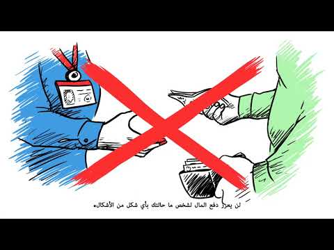 Avoid and Report Fraud (Arabic)
