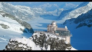 Top of Europe, Jungfraujoch, Switzerland (May 20th, 2016)