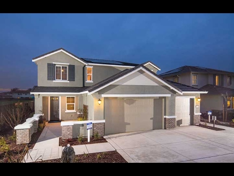 The Templeton Model Home At Cambria Next Gen New Homes