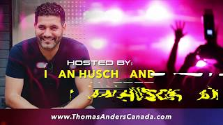 Thomas Anders 2019 CANADA TOUR - Farsi Voiceover by AriaTV.ca