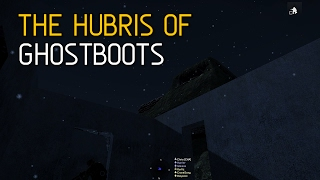 the hubris of ghostboots