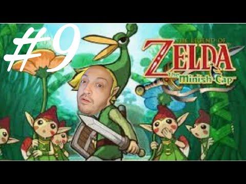 Legend Of Zelda The Minish Cap Part 9 ( GBA emualator )