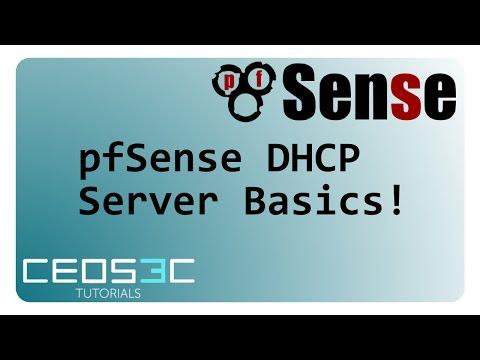 pfSense DHCP Server Explained - YouTube