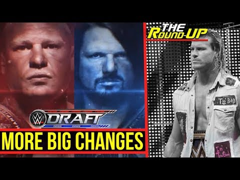 Additional CHANGES Coming With The WWE DRAFT!, Former WWE Superstar RETURNING! - The Round Up 245
