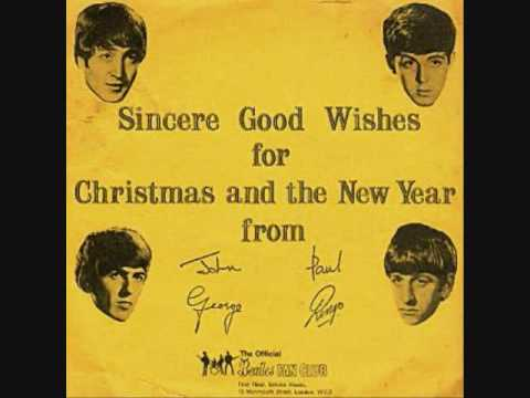 The Beatles  Christmas Record 1963