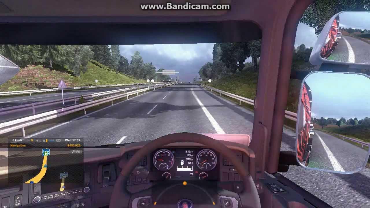 euro truck simulator 2 двигатели 15000