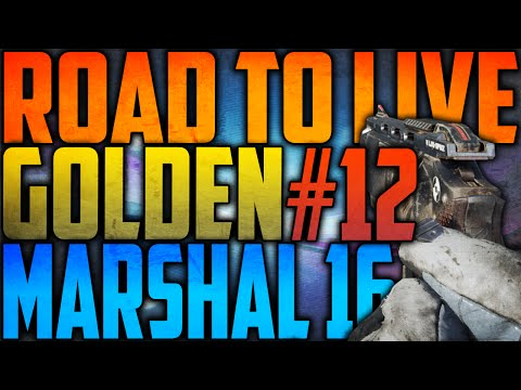 VER SCHIETEN! - Road to Live Golden Marshal #12 (COD: Black Ops 3)