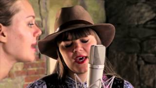 First Aid Kit - Waltz For Richard - 7/28/2012 - Paste Ruins at Newport Folk Festival
