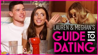 Lauren Elizabeth goes on her FIRST DATE - Lauren and Meghan
