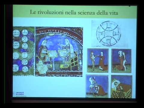 Le rivoluzioni nelle scienze della vita - Bernardino Fantini - estratto conferenza