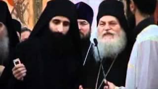 Vatopedi Monastery Archimandrite Ephraim in Georgia 2/3