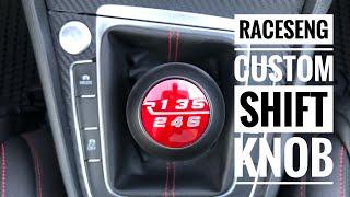 Raceseng Shift Knob | MK7 GTI