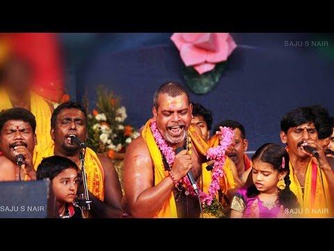Namaskarippu നമസ്കരിപ്പൂ ഭാരതമങ്ങേ..Prasanth Varma Great Mixed Bhajans MANASAJALAHARI