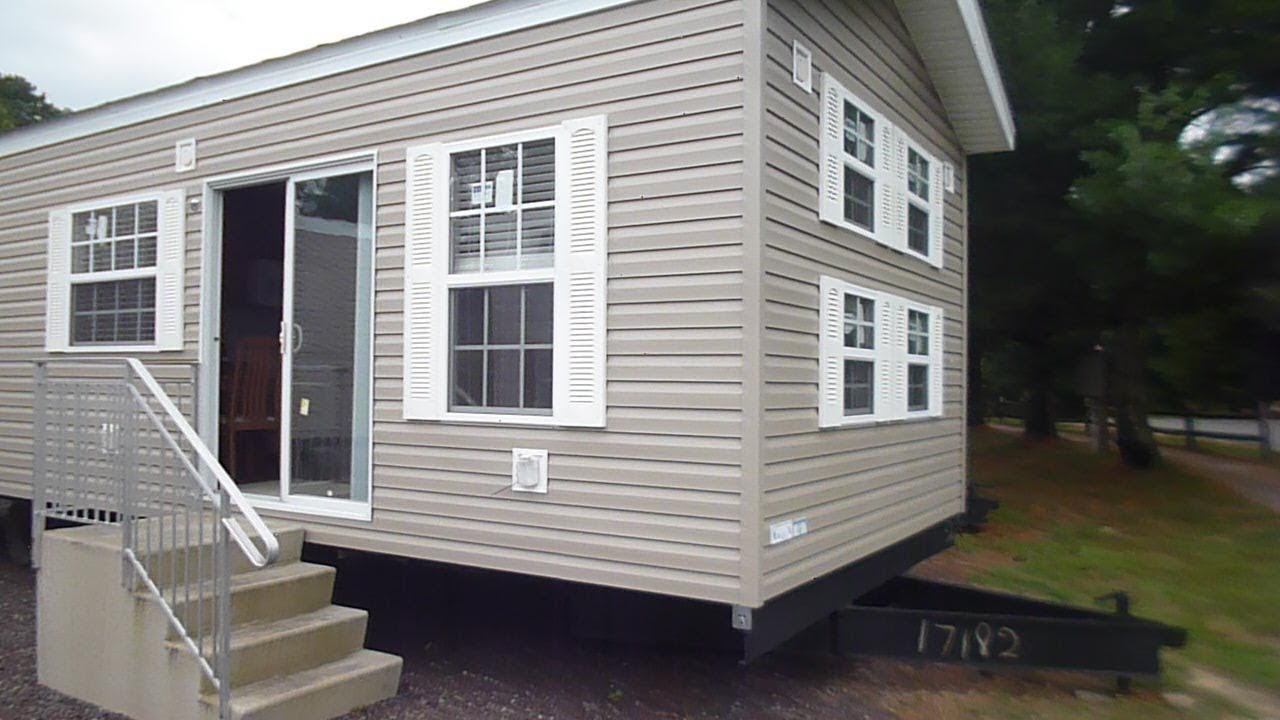 Park Model Modular Homes   Little Tiny Homes Ocean View Campground